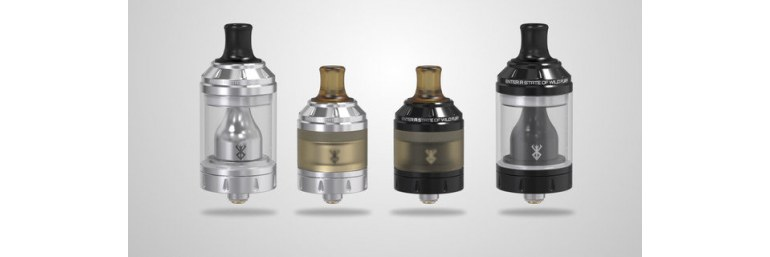 «Сигаретный» Berserker MTL RTA от Vandy Vape и Alex from VapersMD